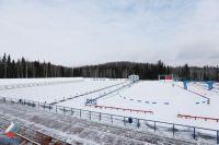 Тюменцы увидят выступления лучших биатлонистов России