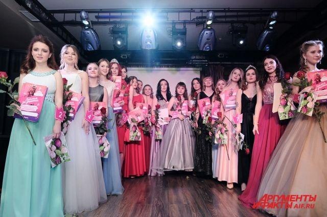 Не все участницы прошли в финал, но читатели «АиФ-Прикамье» могут проголосовать за одну из понравившихся конкурсанток.