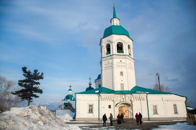 Енисейск называют центром Золотого кольца Сибири.