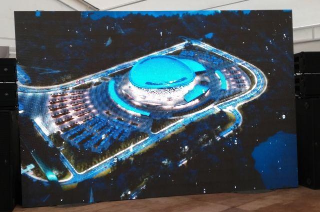 Когда чемпионат закончится, арена продолжит действовать как главный спортивный центр области.