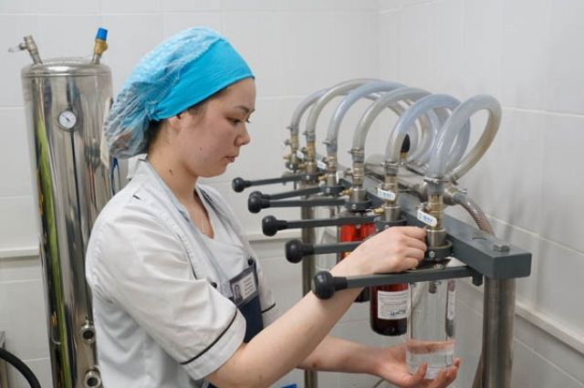 Производство открылось в ИК-22.