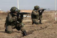 В Новосибирской области провели тактико-специальное учение.