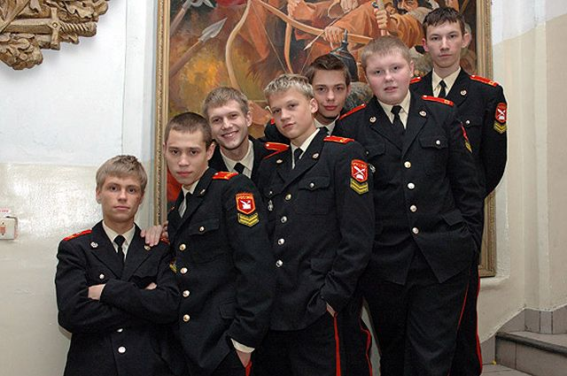 «Кадетство», 2 сезон. 2007 г.