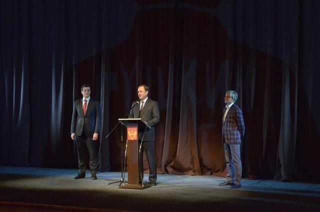 Запланировано, что театральный фестиваль будут проводить ежегодно.
