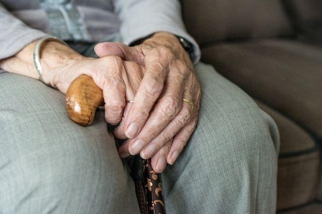 Дочь пенсионерки не пускала в квартиру медработников и представителей соцзащиты.