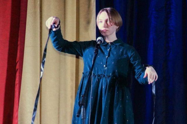 В Бузулуке десятиклассница победила на театральном фестивале «Башня»