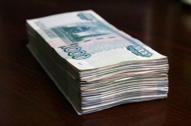 Сумма арестованного имущества составила 2 миллиона рублей.