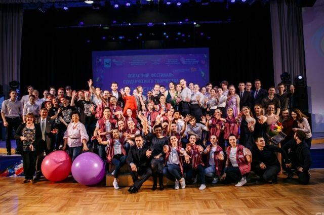В этом году весенний студенческий фестиваль посвящен Году театра.