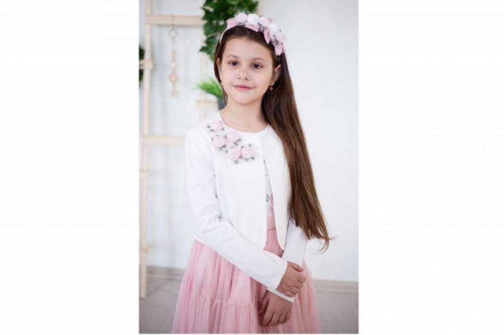 Сергиенко Олеся, 8 лет