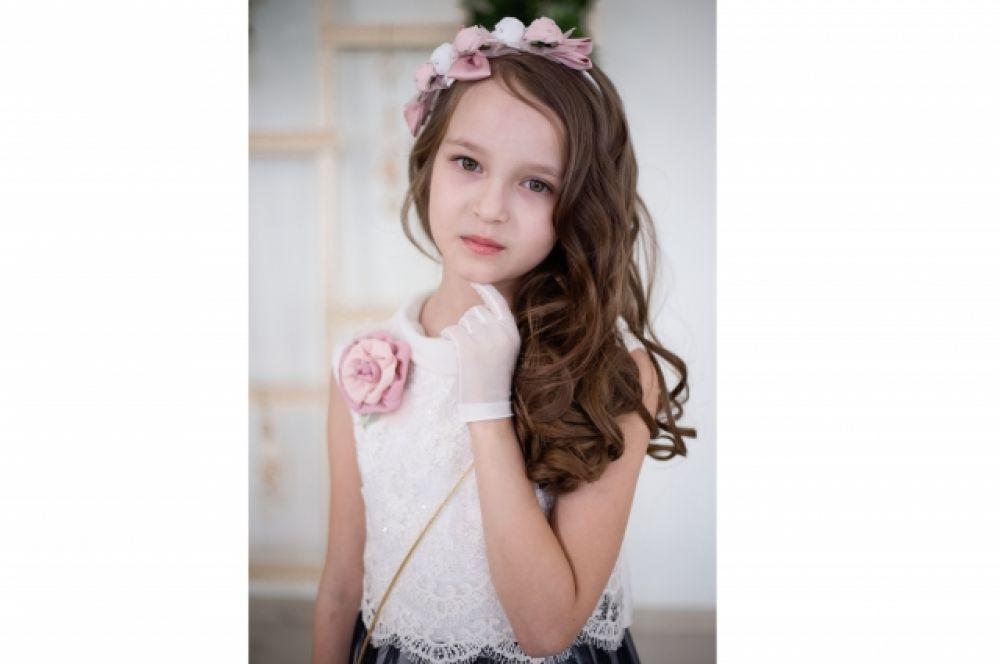 Галенская Екатерина, 8 лет