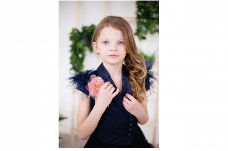 Захарова Анастасия, 8 лет