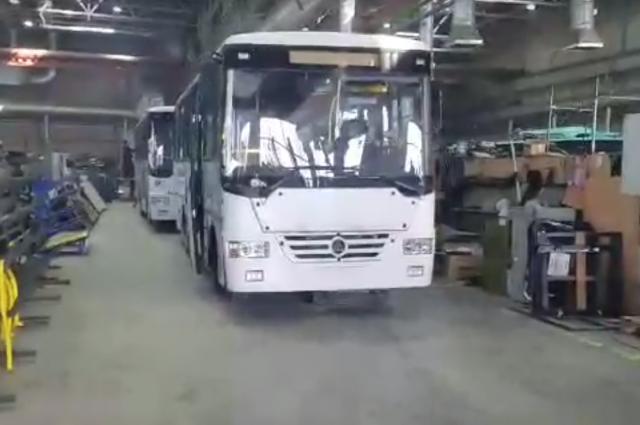 Черниговский автозавод разработал уникальный электробус