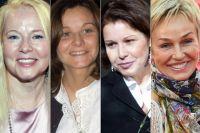 Елена Кондулайнен, Татьяна Друбич, Наталья Негода, Наталья Андрейченко.