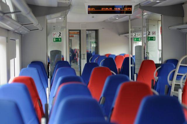 Утренний поезд Советск – Калининград будет отправляться немного раньше
