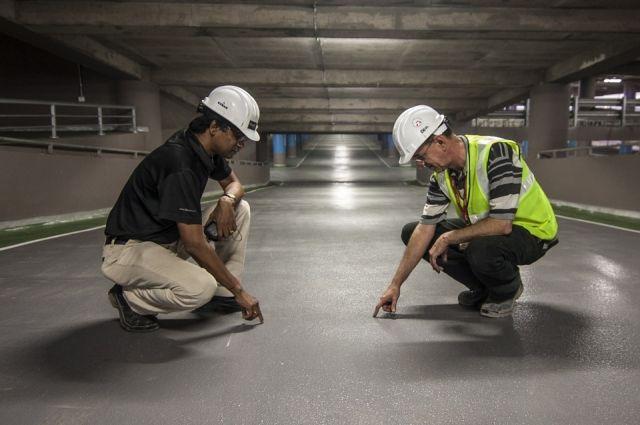 идеальный бетон
