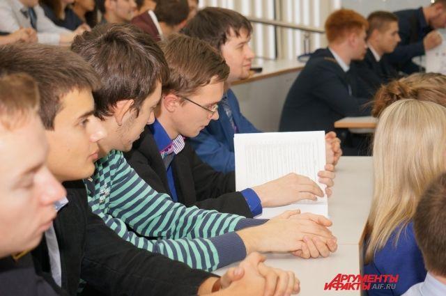 В здании сможет заниматься тысяча студентов, будет возможность для размещения  современного оборудования