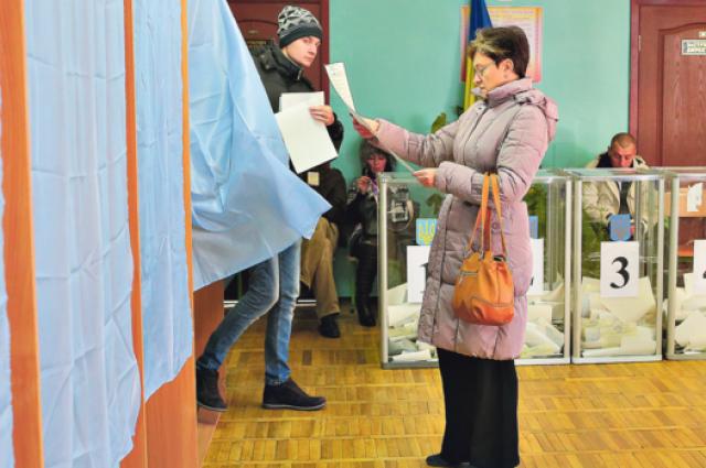 Выборы 2019: в Украине последний день предвыборной агитации
