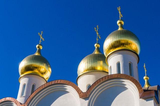 Новый храм может появиться в Красноярске.