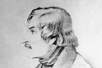 Картина художника Эммануила Александровича Дмитриева-Мамонова «Николай Васильевич Гоголь». 1852 год.