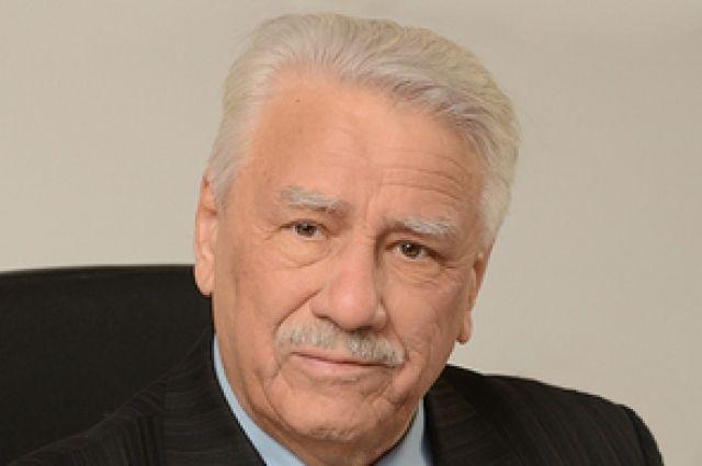 Владимир Канюков скончался после продолжительной болезни.
