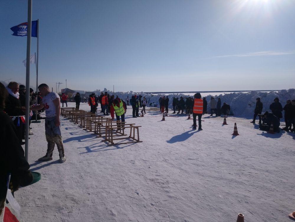 Соревнования по национальным видам спорта.