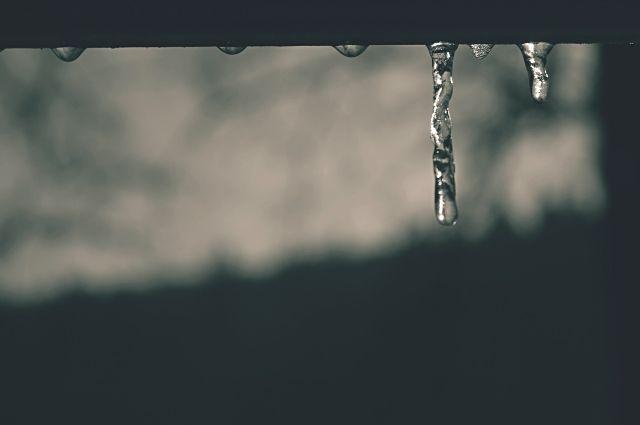 Циклон принесет осадки – будут идти дожди.
