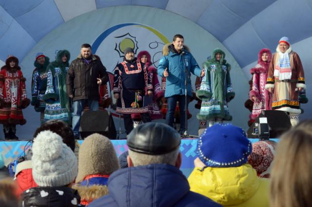 Дмитрий Артюхов подчеркнул важность традиций хранителей тундры
