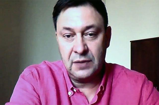 Вышинский арестованный журналист заявил, что будет голосовать на выборах президента Украины