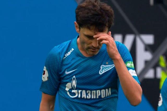 «Зенита» одержал победу над «Оренбургом»