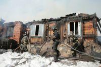 Подрядчики из Николаевска «забыли» построить квартиры для погорельцев.
