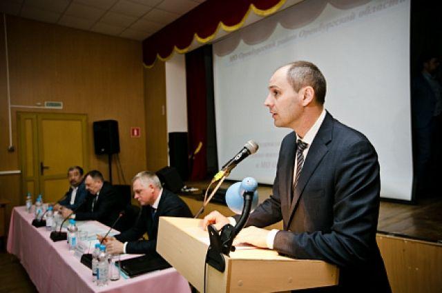 Денис Паслер провел совещание в Оренбургском районе.