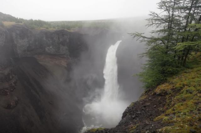 На этот раз целью стали красивейшие водопады.