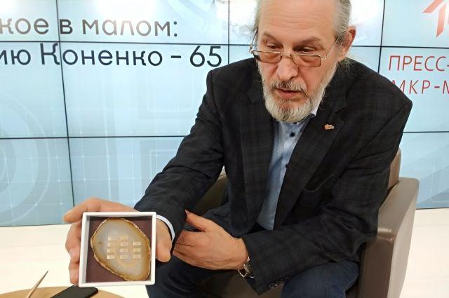 Мир под микроскопом. Как Омск стал столицей микроминиатюр