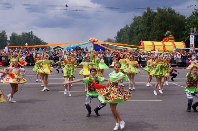 День города в Ижевске будут отмечать с 10 по 12 июня