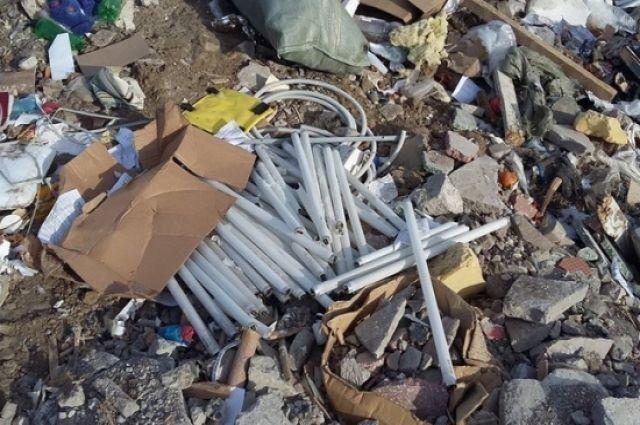 В Тюменской области ликвидируют незаконные свалки