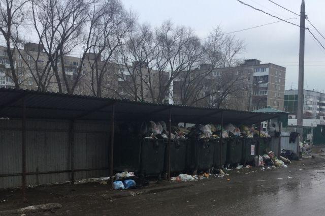 В квитанциях за вывоз мусора в марте начислят ещё по старому тарифу.