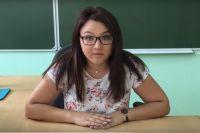 Валерия Акулова преподает в школе №36 русский язык и литературу.