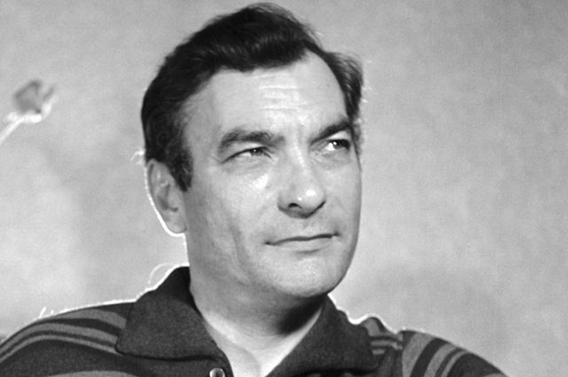 Пётр Глебов.