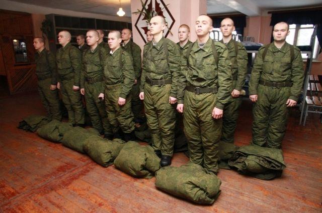 Призыв в армию начался 1 апреля и продлится до 15 июля.