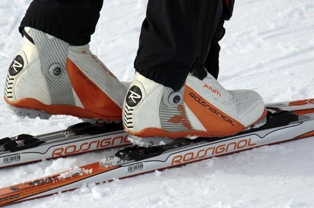 Тюменцы завоевали сразу несколько наград на лыжных соревнованиях для слепых