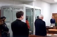 Оглашение приговора Дарье Переверзевой.