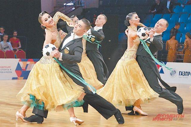 Композиция «Лига чемпионов» сделала чемпионом ансамбль «Вера» из Тюмени, исполнивший её.