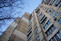 В Киеве мужчина выбросился из окна 12 этажа.