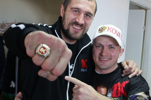 Из 35 проведенных боев Ковалев проиграл лишь три.