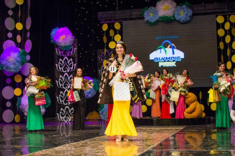 Раушания Юлдыбаева, победительница 2014 года.