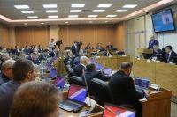 Депутаты рассмотрели социальные законы и избрали нового краевого правозащитника.
