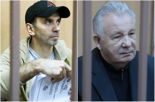Михаил Абызов и Виктор Ишаев.