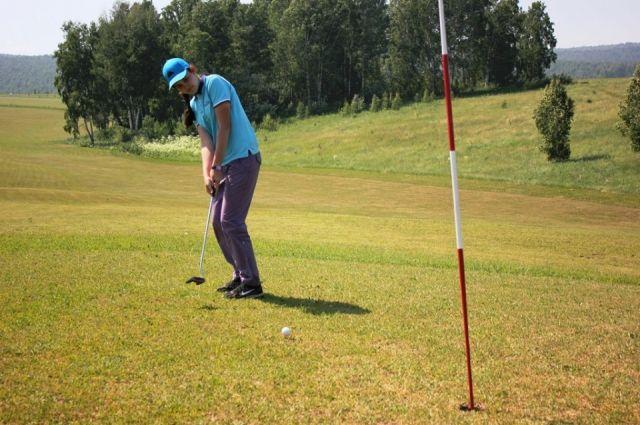 Площадь гольф-комплекса составит 200 гектаров.