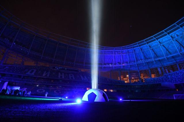 «ВТБ-Арена» желает принять 1-ый матч вконце мая