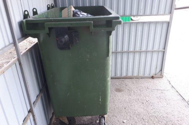 Новые мусорные контейнеры начнут устанавливать в Тюменской области